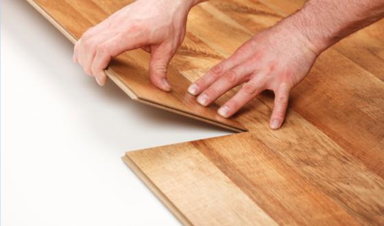 10 Tips For Installing Laminate Flooring P H I L L Y G O E S S O L A R